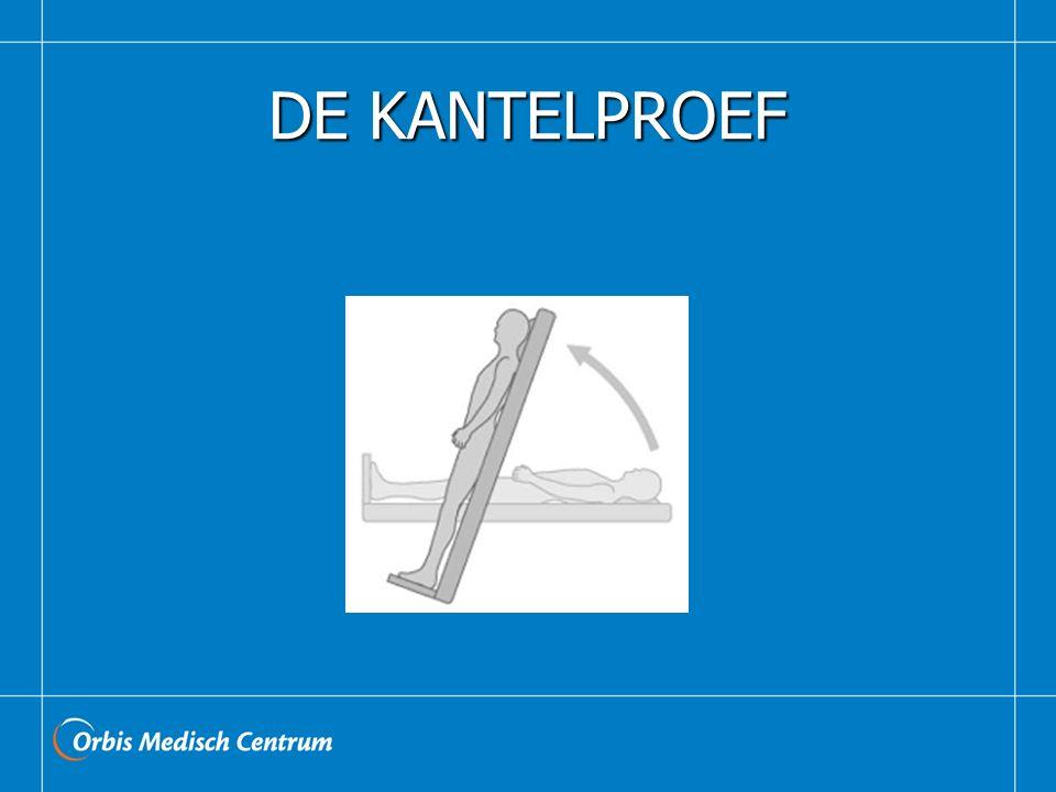 DE KANTELPROEF