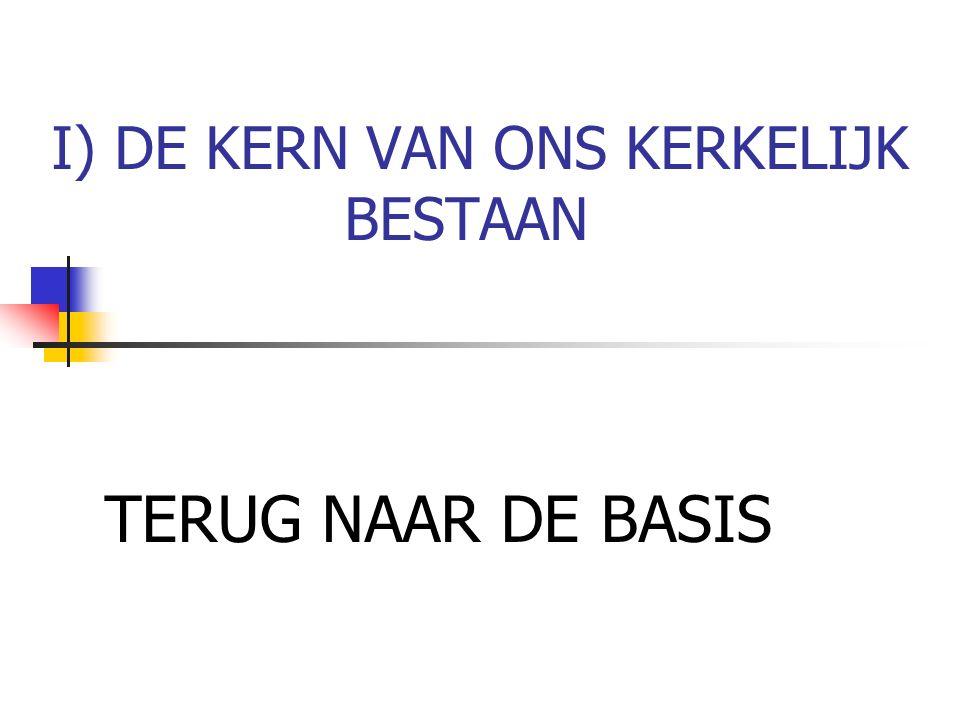 WAAROM IS DE KERK BELANGRIJK.- IN DE KERK HOOR IK WOORDEN DIE IK NERGENS ANDERS HOOR, NL.