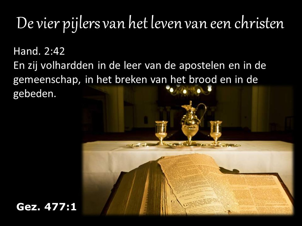 Gez. 477:1 Hand.