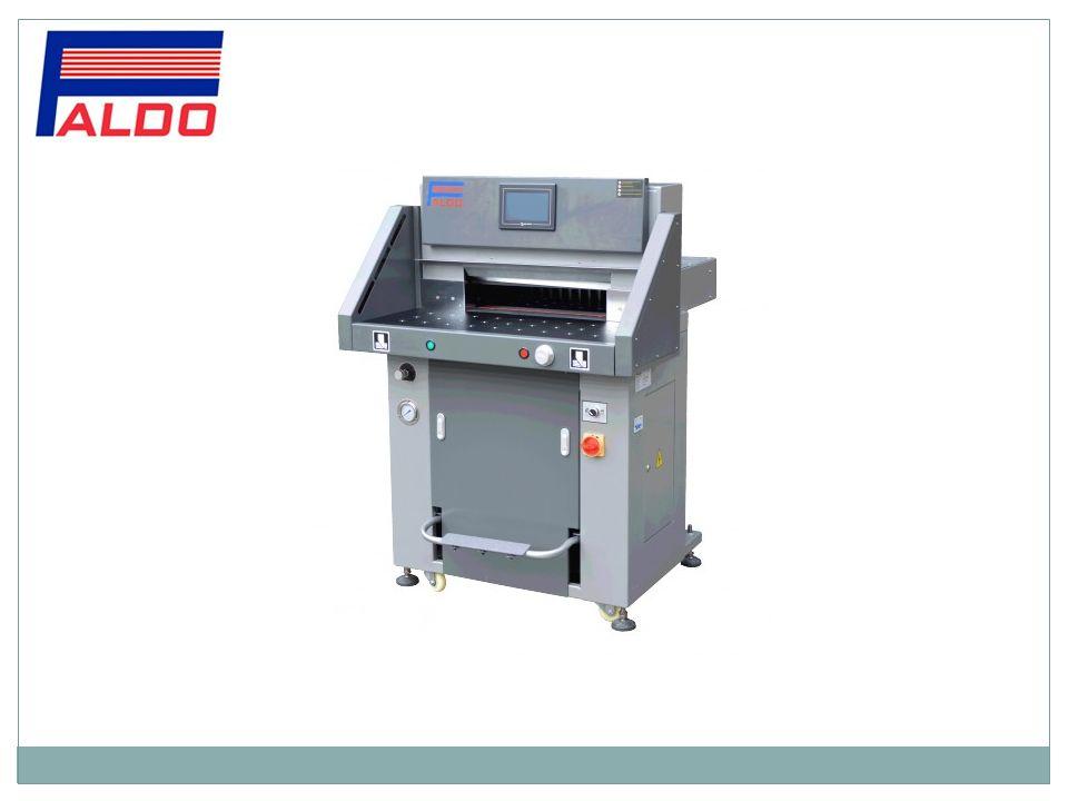 Vouwmachine Met de hulp van in het binden machine, verliezen papers zullen binden in een complete set en de bijgevoegde voor een eindresultaat.