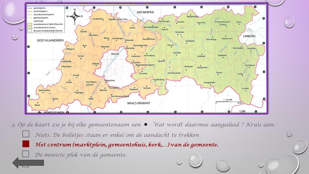 Een arrondissement is een onderdeel van een provincie.