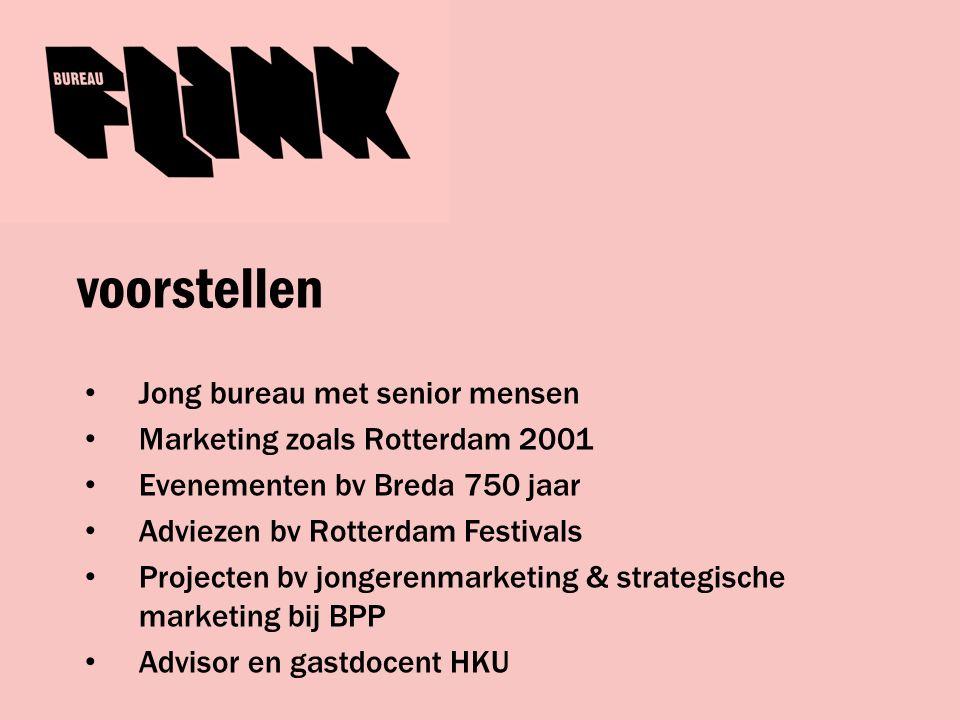 contactgegevens ruth@bureauflink.nl www.bureauflink.nl LinkedIn/twitter/facebook