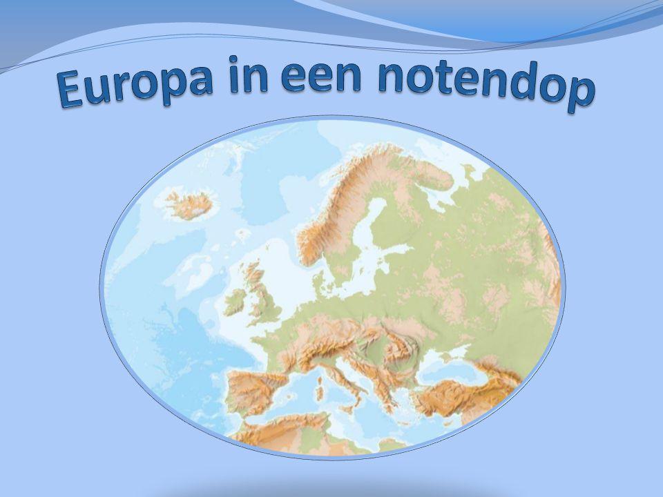 De EU is een Unie = verenigt landen en mensen De EU is Europees = gelegen in Europa Wat is de Europese Unie.