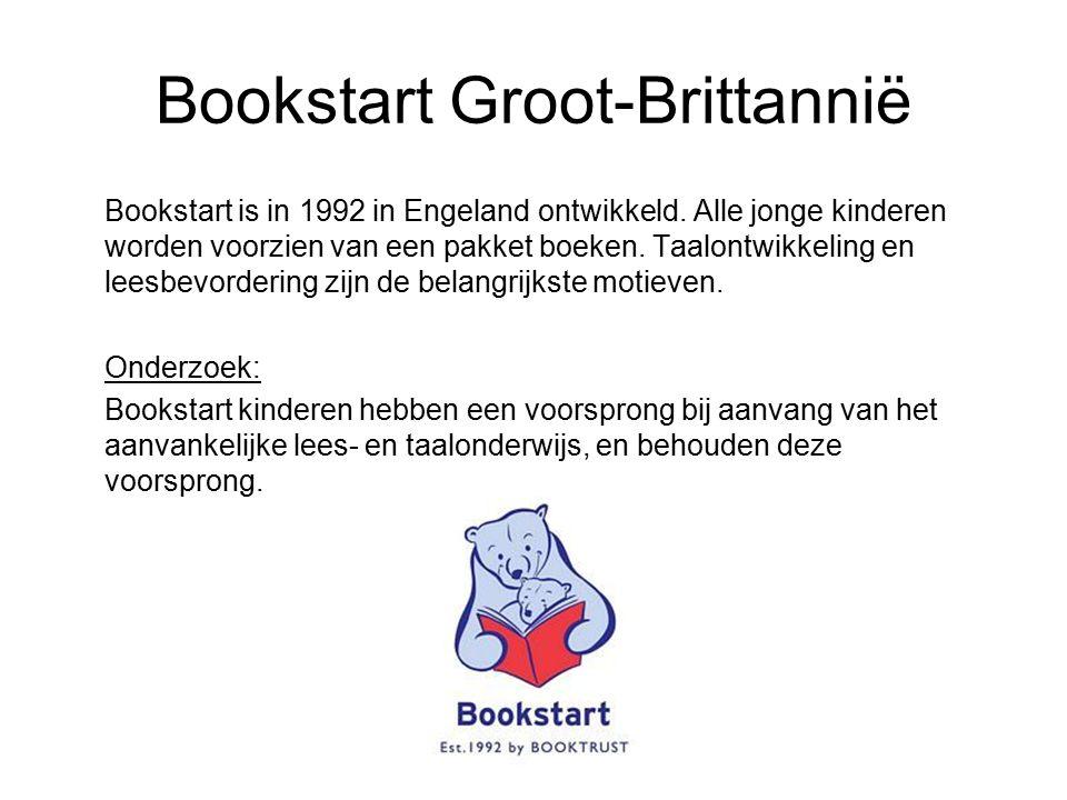 Pilootproject: 2005-2007 Boekbaby's startte in 2005 als een pilootproject in tien Vlaamse steden en gemeenten.