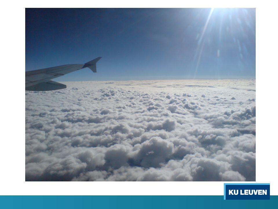 Hoe ontstaat een wolk?