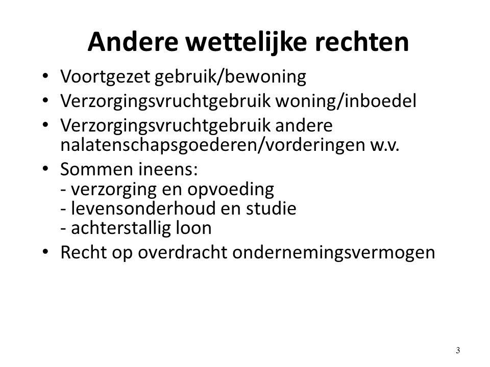 Kind onterven is mogelijk © BN DeStem 30juni 2012 BREDA- Notaris Dré Teeuwen constateert een opvallende ontwikkeling.