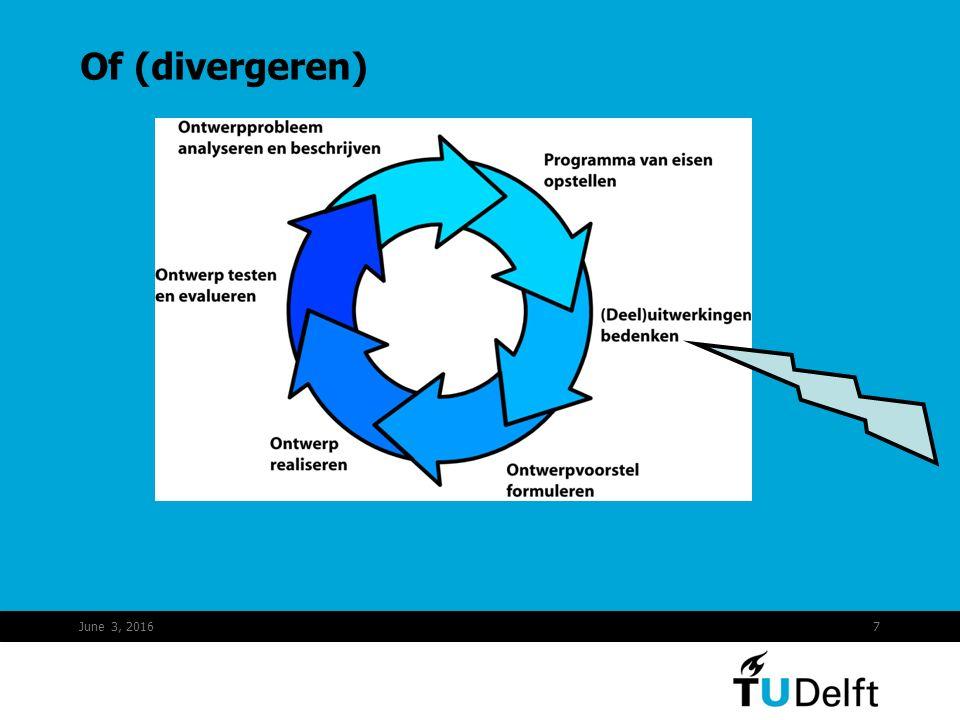 7 Of (divergeren)