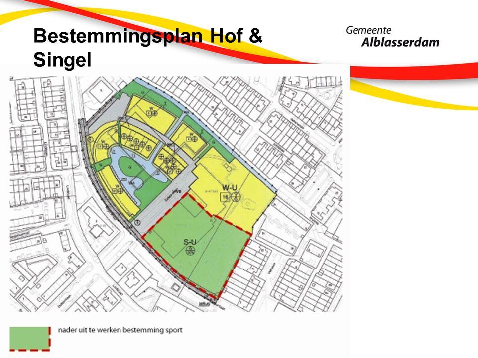 Bestemmingsplan Hof & Singel