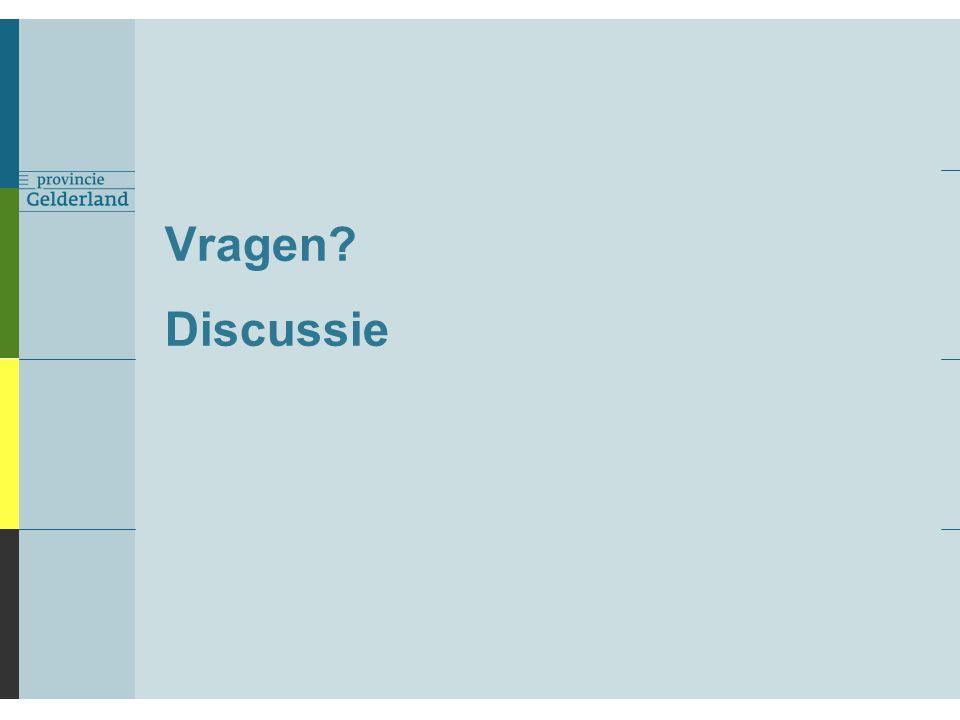 Vragen Discussie