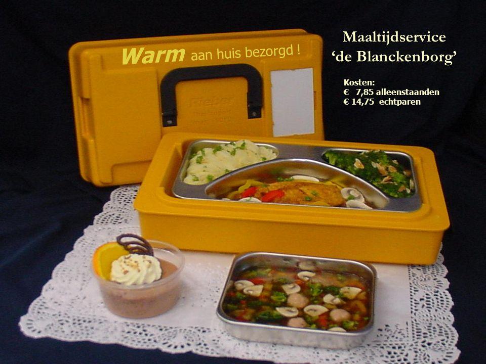 Waaruit bestaat de Maaltijdservice? Waaruit bestaat de Maaltijdservice? Warme maaltijden thuis bezorgd Warme maaltijden thuis bezorgd Broodjes service