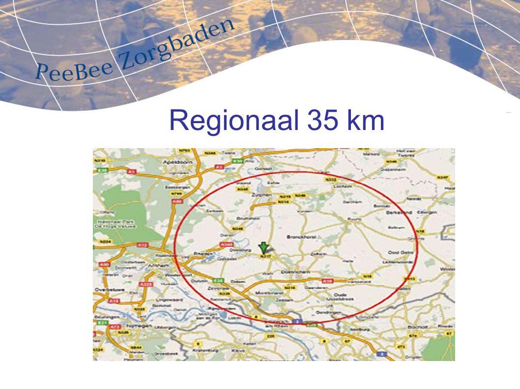 Regionaal 35 km