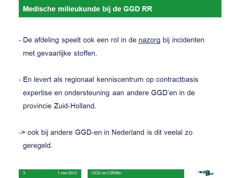 1 nov 2012 GGD en CBRNe 14  Bestelwagen met 800 kg medisch materiaal onderweg van Petten naar België.