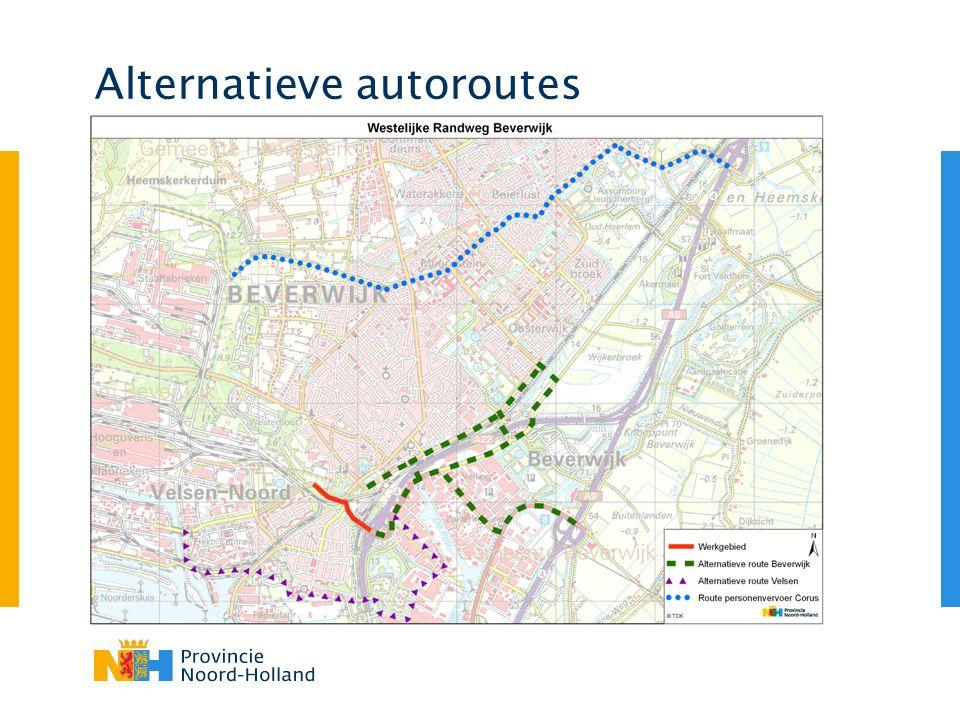 Alternatieve autoroutes