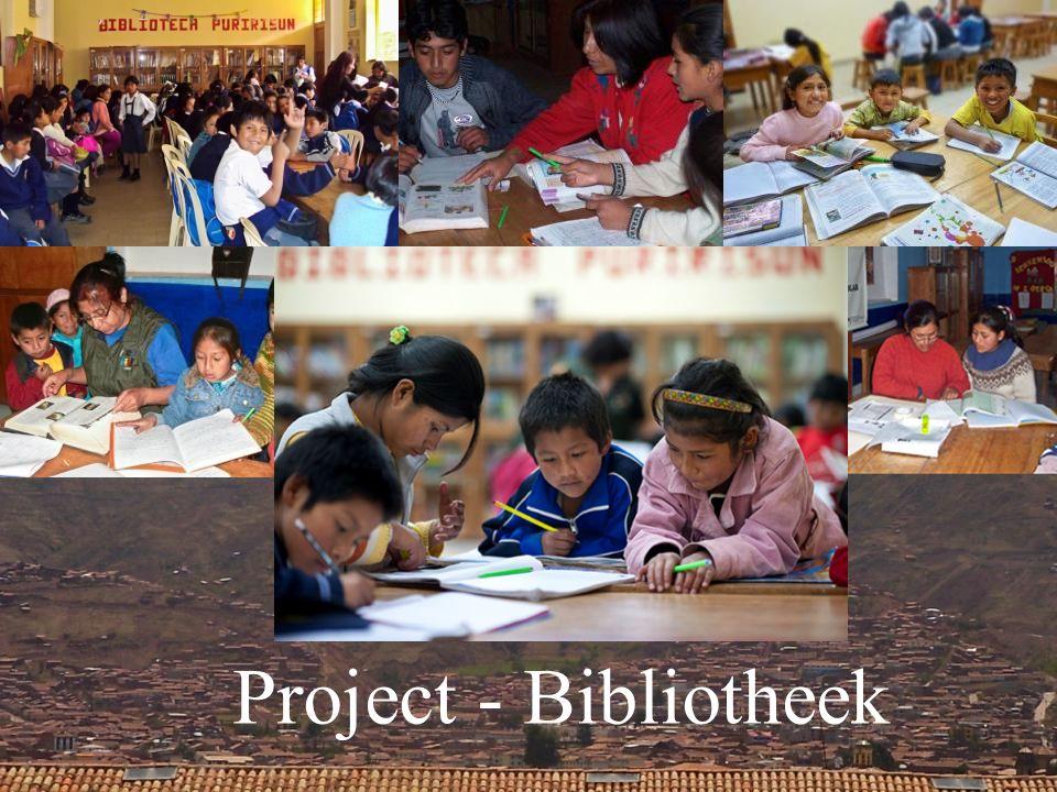 Project - Bibliotheek