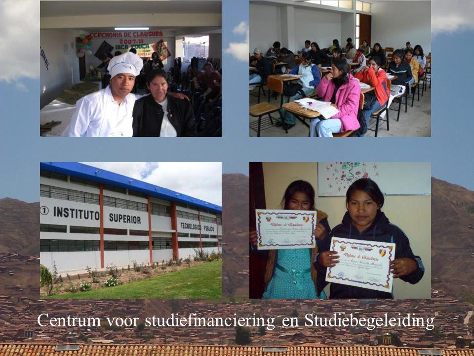 Centrum voor studiefinanciering en Studiebegeleiding