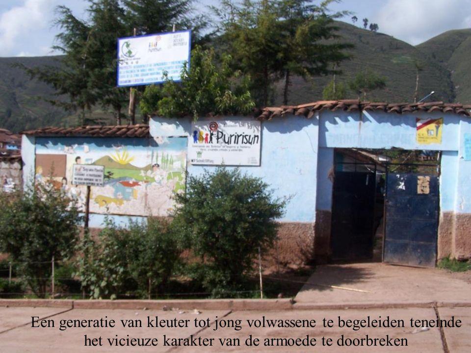 Project - kleuterschool