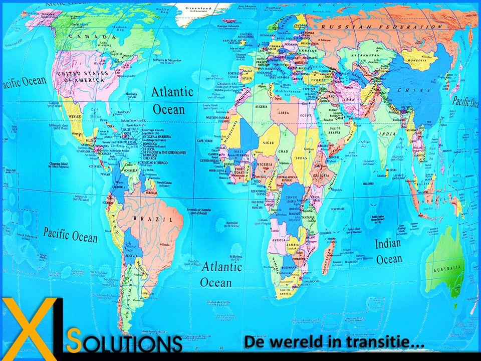 De wereld in transitie...