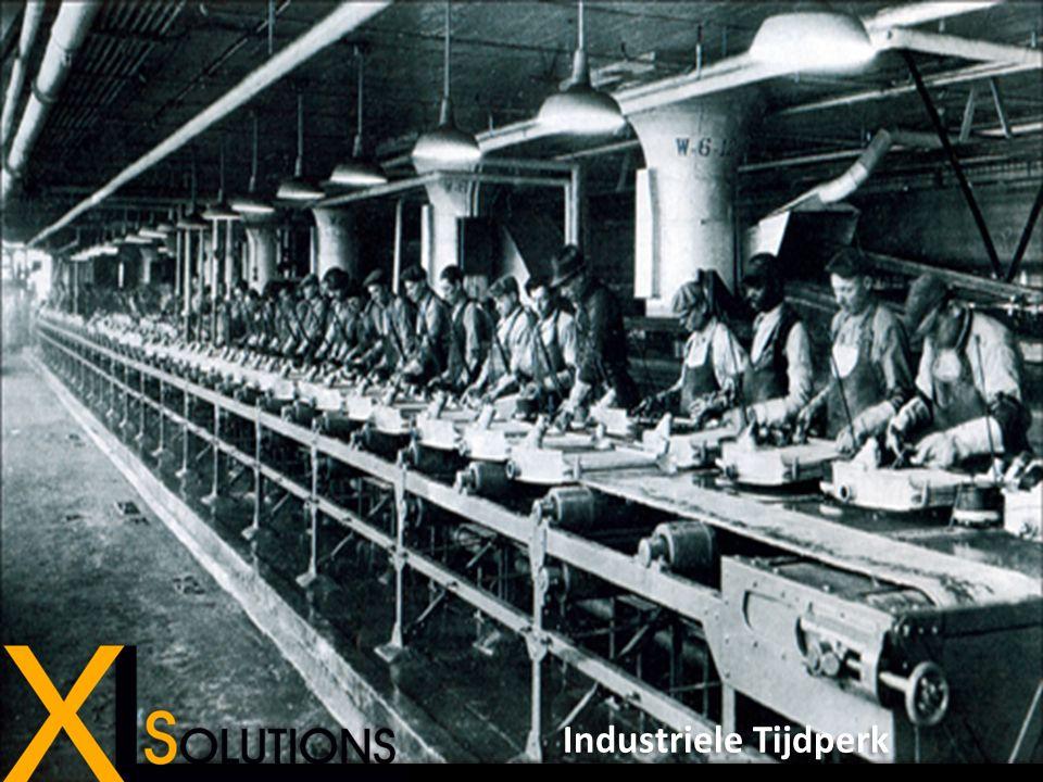 Industriele Tijdperk