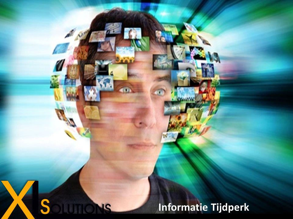 Informatie Tijdperk