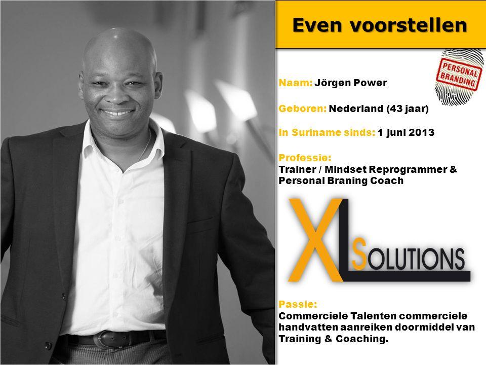 Professie: Trainer / Mindset Reprogrammer & Personal Braning Coach Geboren: Nederland (43 jaar) Passie: Commerciele Talenten commerciele handvatten aanreiken doormiddel van Training & Coaching.