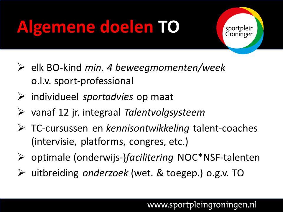 LTAD Long Term Athlete Development - 7 stadia van een (top)sportleven - per fase verschillende behoeften