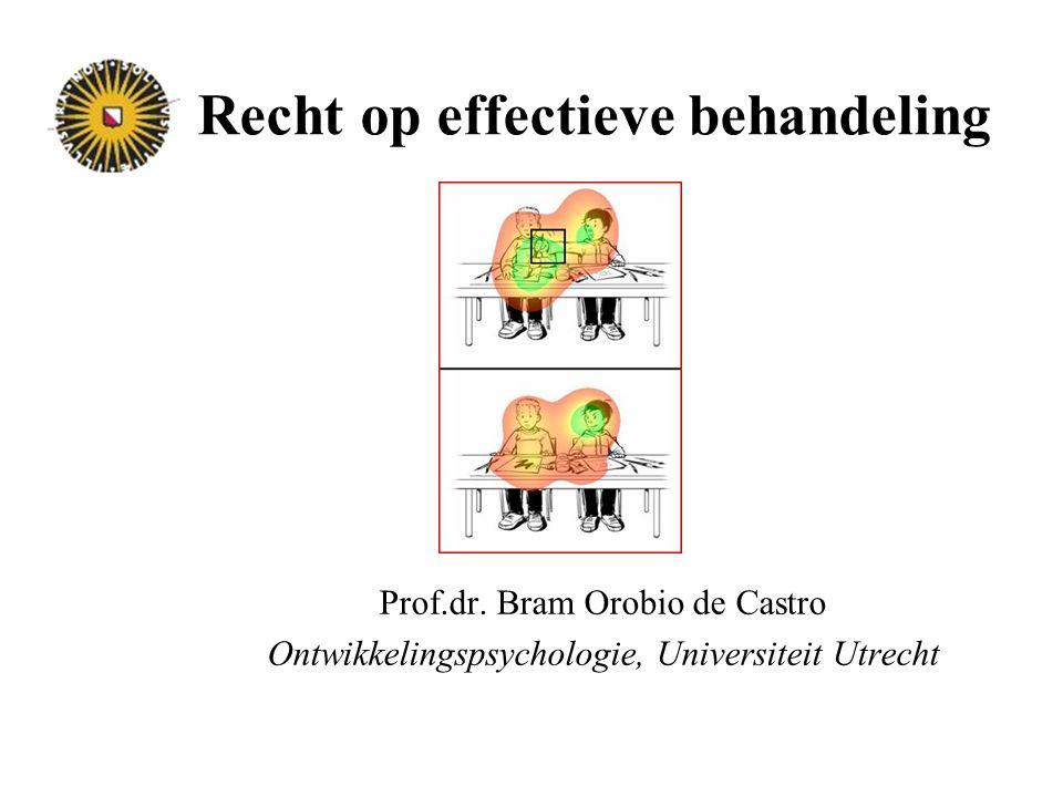 Recht op effectieve behandeling Prof.dr.