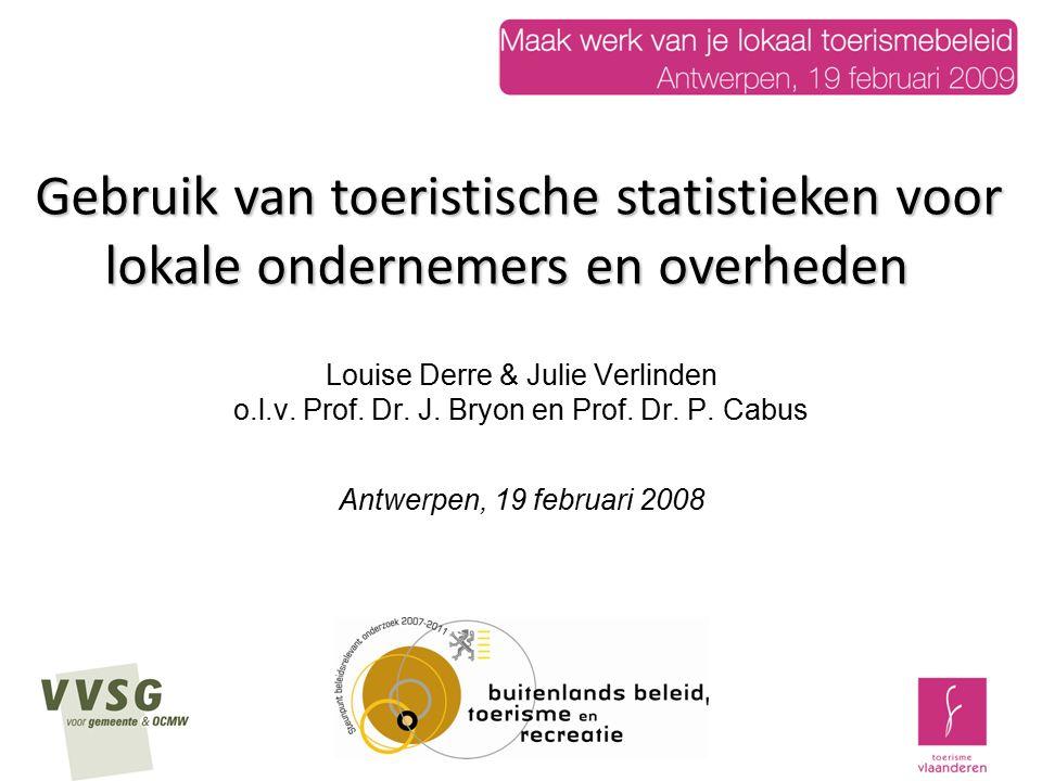 Louise Derre & Julie Verlinden o.l.v. Prof. Dr. J.