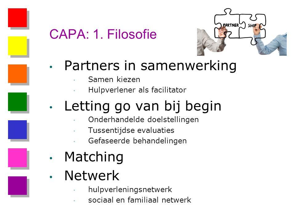 CAPA: Choice als scharnierpunt