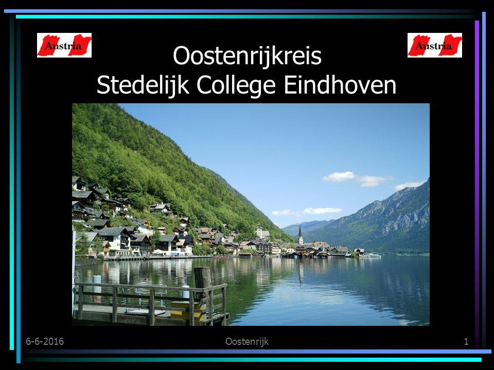 6-6-2016Oostenrijk1 Oostenrijkreis Stedelijk College Eindhoven