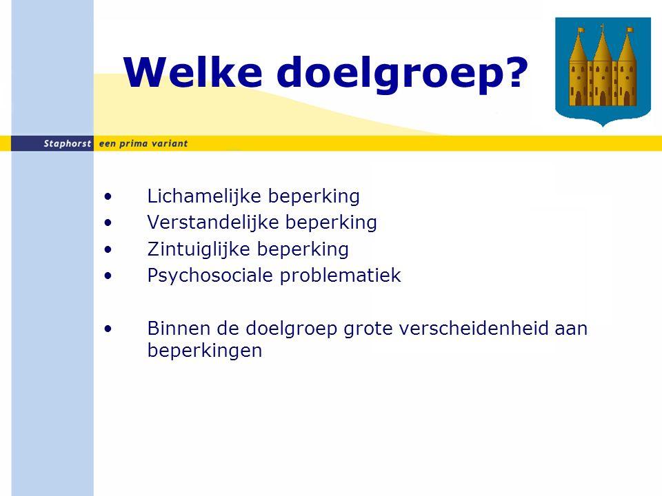 Aantallen Vormen van ondersteuningAantallen zorgkantoor 2013 Groepsbegeleiding PGB41 incl.
