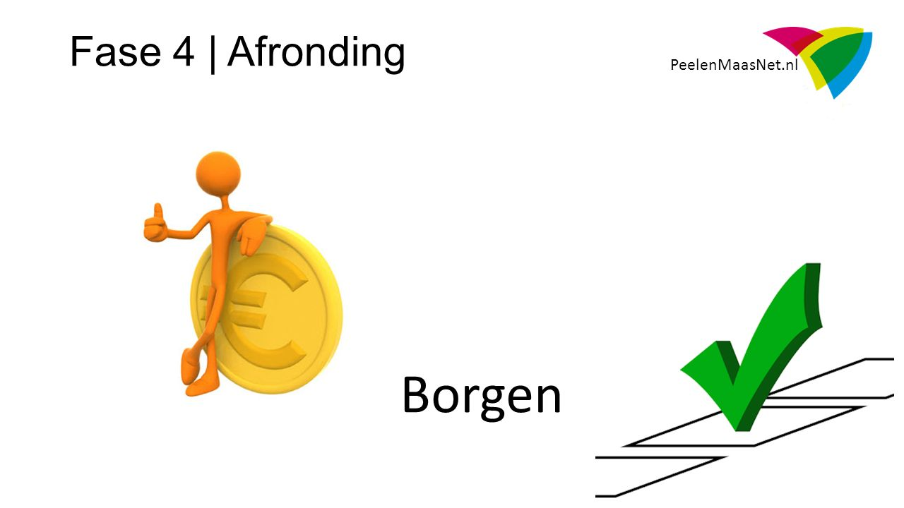 PeelenMaasNet.nl Fase 4 | Afronding Borgen