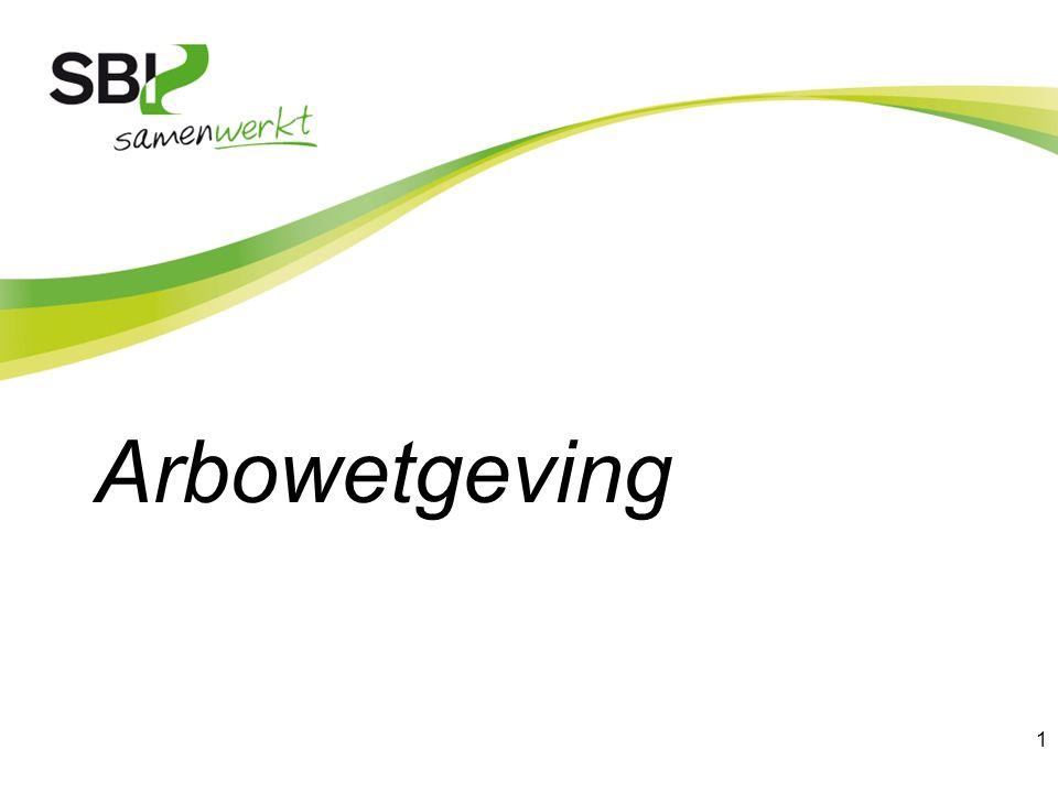 Arbowetgeving 1