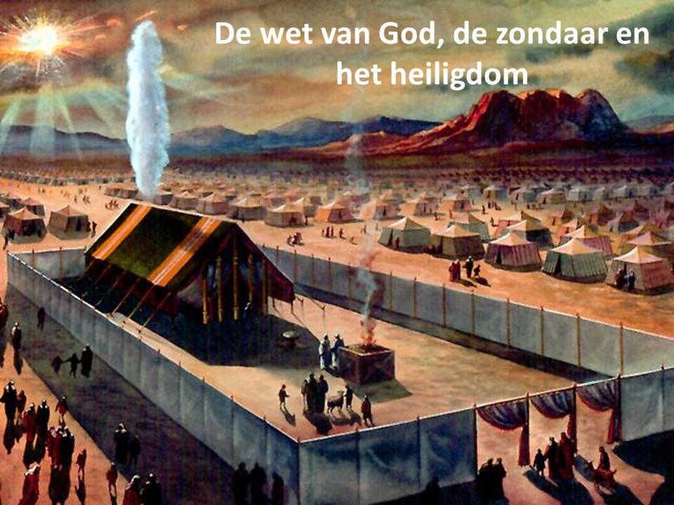 De wet van God, de zondaar en het heiligdom
