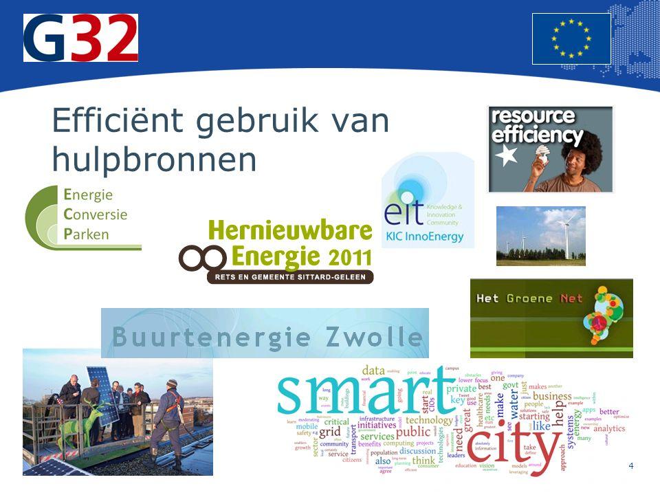14 Europese Unie Regionaal Beleid – Werkgelegenheid, sociale zaken en insluiting Efficiënt gebruik van hulpbronnen