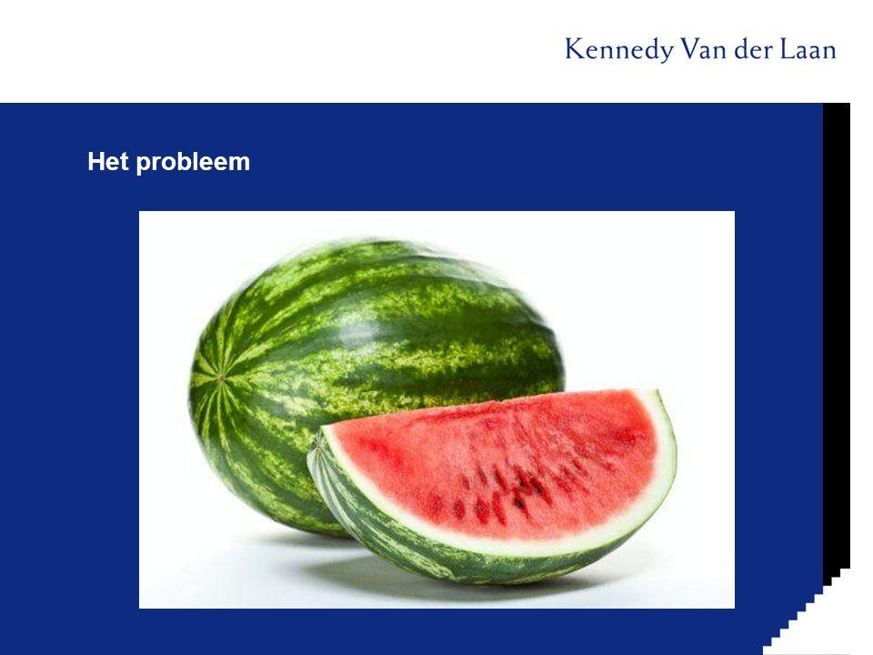 Het probleem