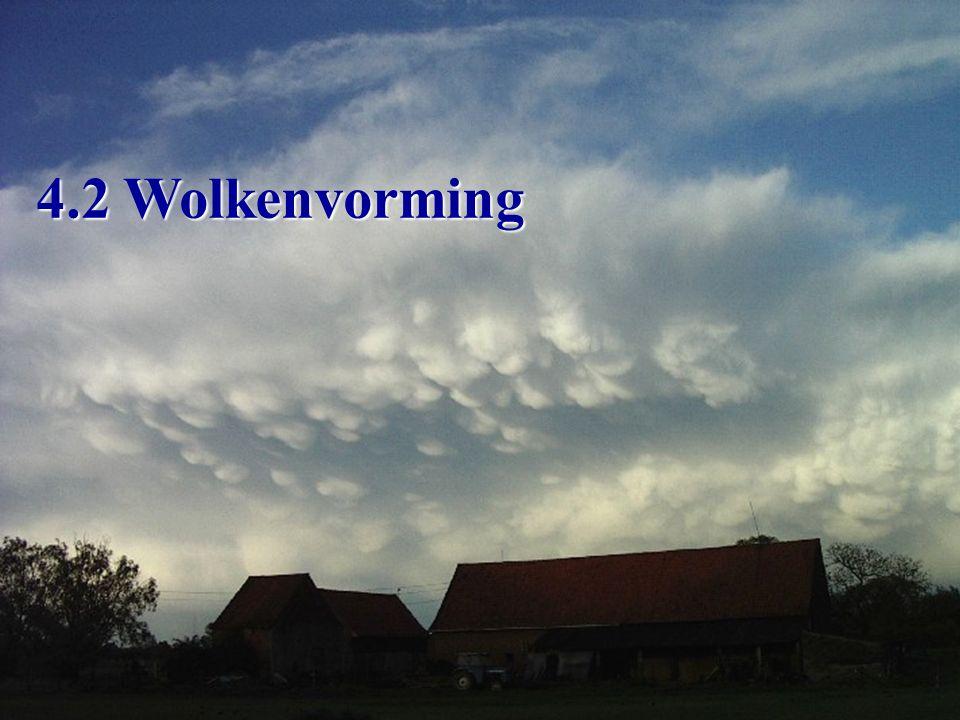 4.2 Wolkenvorming