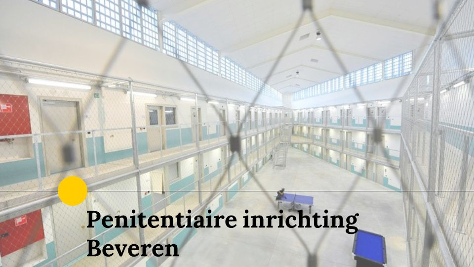 Penitentiaire inrichting Beveren