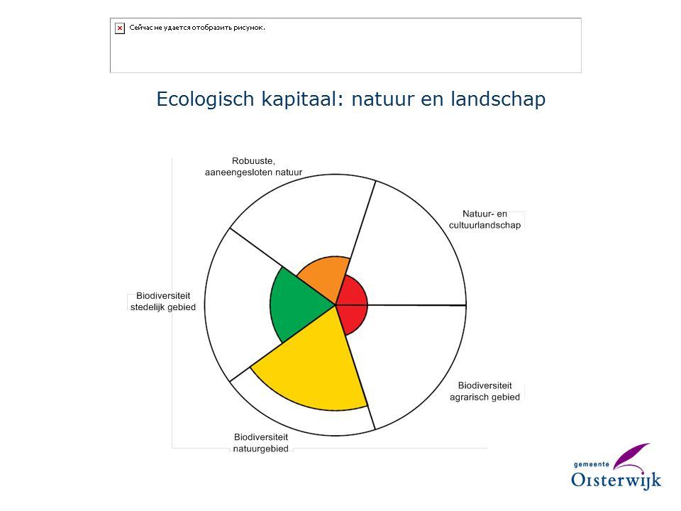 Ecologisch kapitaal: natuur en landschap