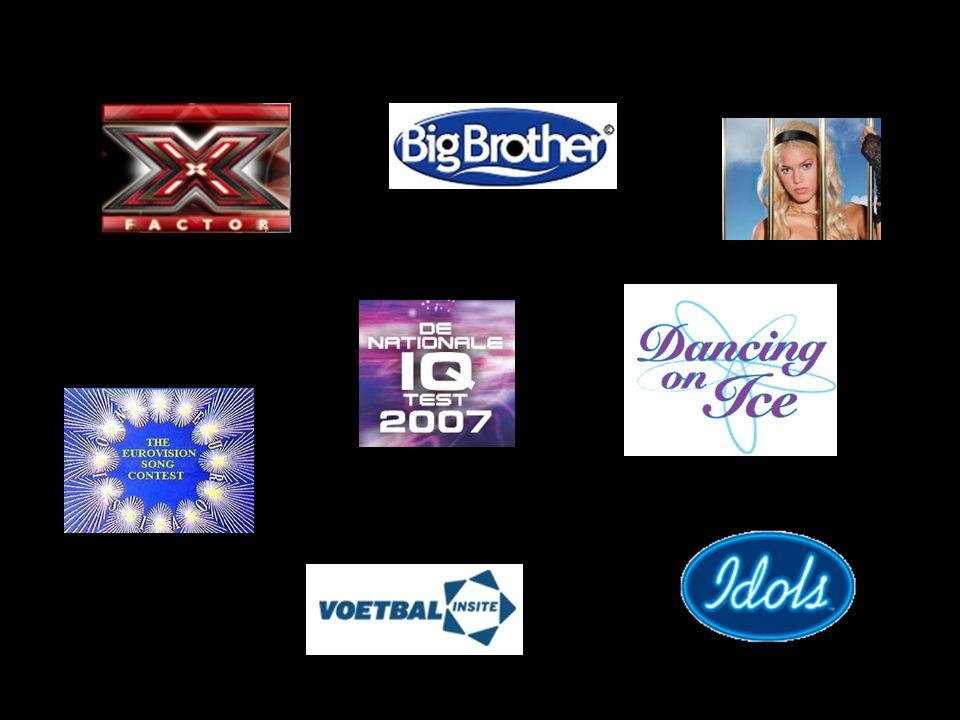 15-02-07 ROOS - Regionale TV in 2010 8 HET PUBLIEK ZENDT TERUG Contact maken met het publiek.