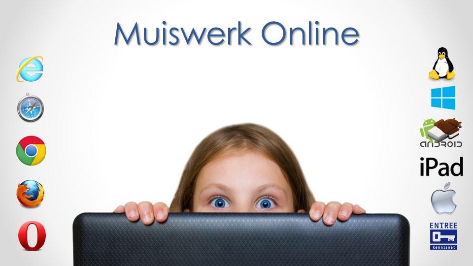 Muiswerk Online