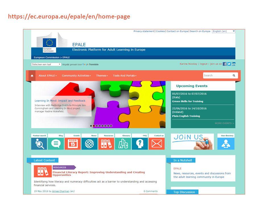 https://ec.europa.eu/epale/en/home-page
