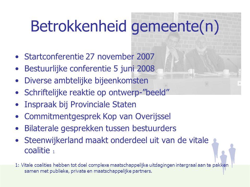 Dank voor uw aandacht Meer informatie op www.provincie.overijssel.nl http://www2.vrom.nl/notaruimte/0302080000.html Link naar de Nota Ruimte – De Nota Ruimte is een intergraal document waarin de PKB's van o.a.