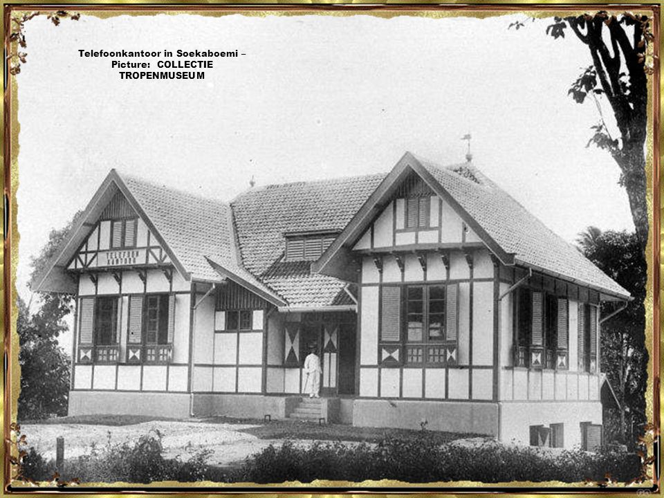 Pasar in Soekaboemi – Picture: COLLECTIE TROPENMUSEUM