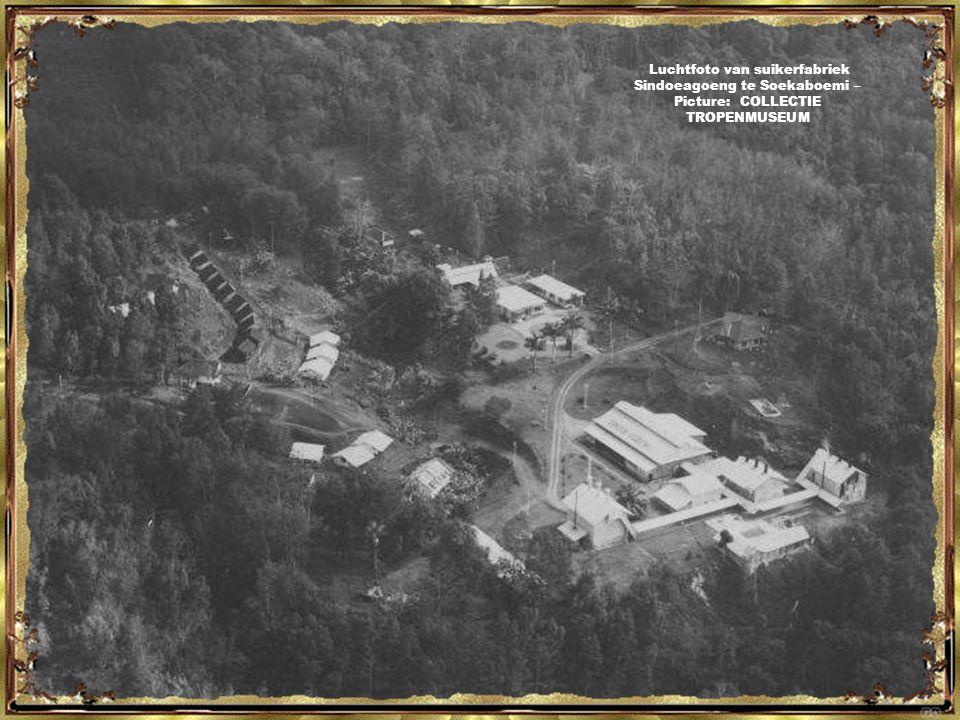 Groepsportret in de Kindervakantiekolonie, Soekaboemi – Picture: COLLECTIE TROPENMUSEUM