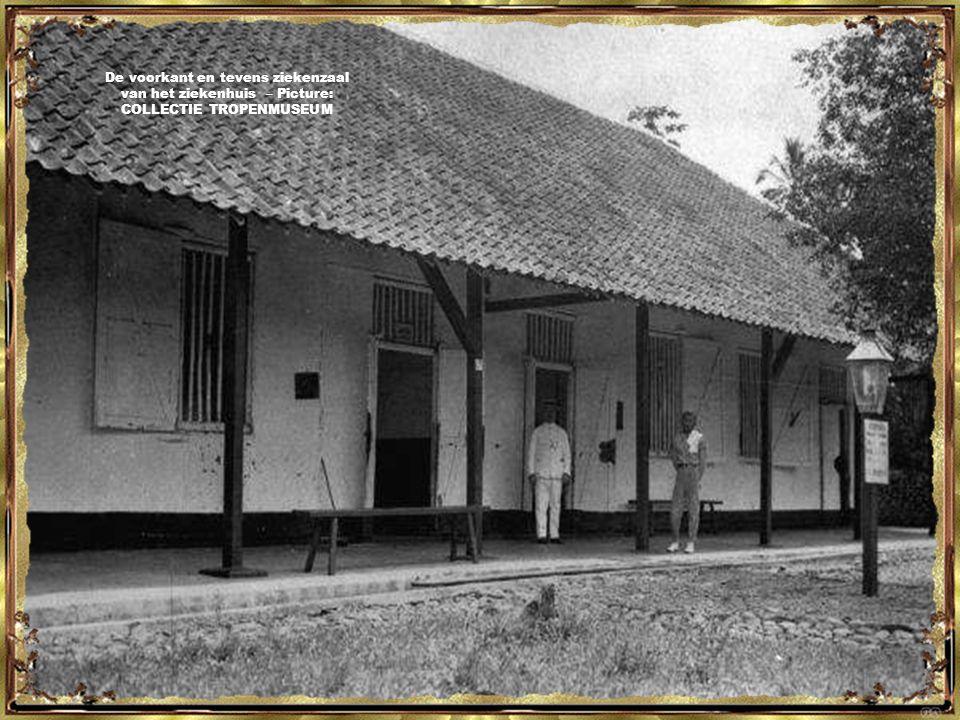 Leerlingen van een Fröbelschool – Picture: COLLECTIE TROPENMUSEUM