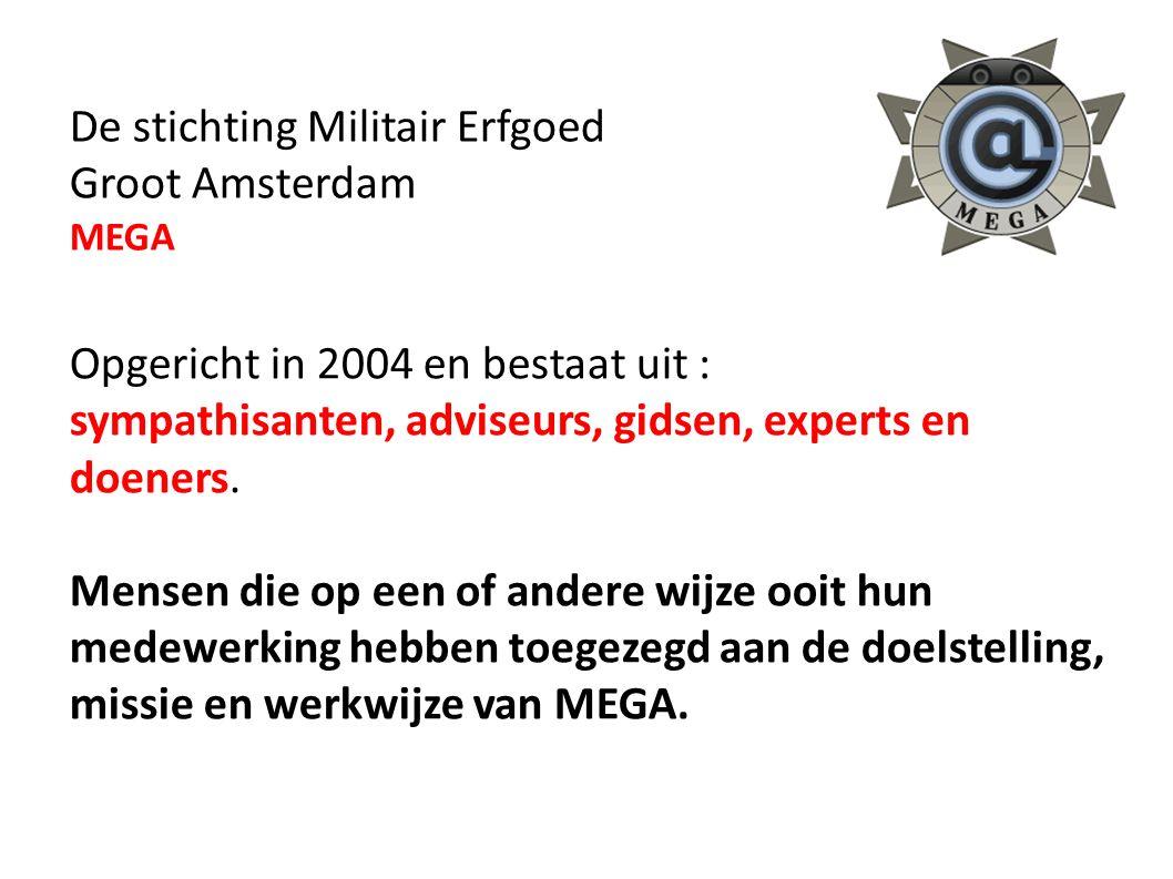 Opgericht in 2004 en bestaat uit : sympathisanten, adviseurs, gidsen, experts en doeners.