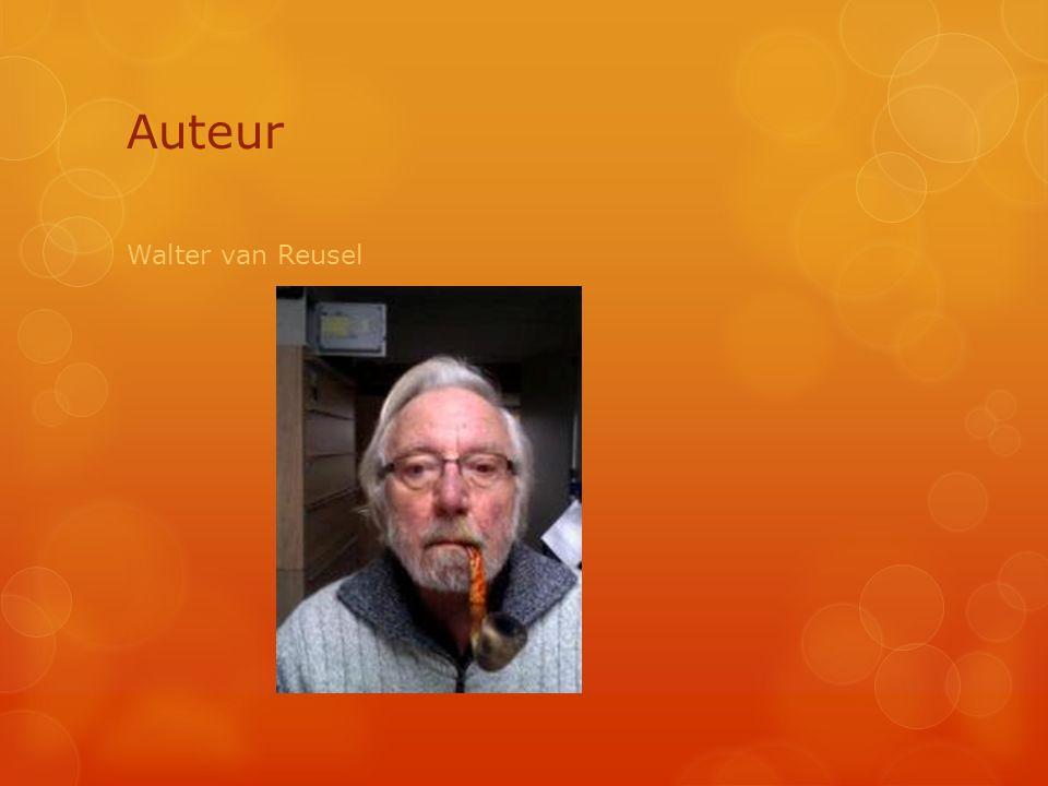Auteur Walter van Reusel