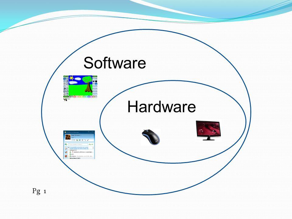 Pg 1 Software Hardware