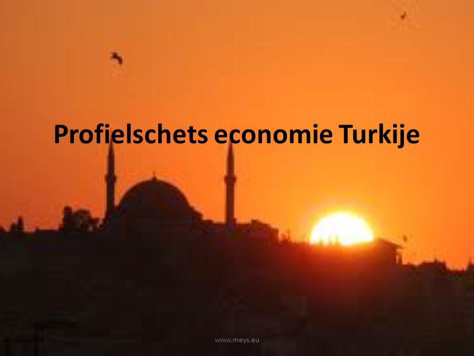 Profielschets economie Turkije www.meys.eu