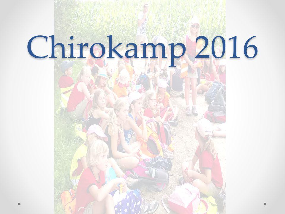 Chirokamp 2016